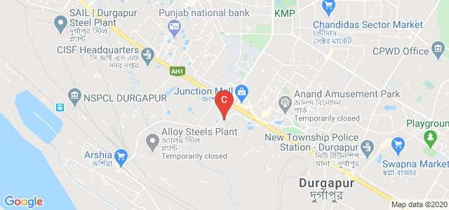 DILS (Durgapur Institute of Legal Studies), Surya Sen Sarani, near Gandhi More, Industrial Area, Durgapur, West Bengal, India