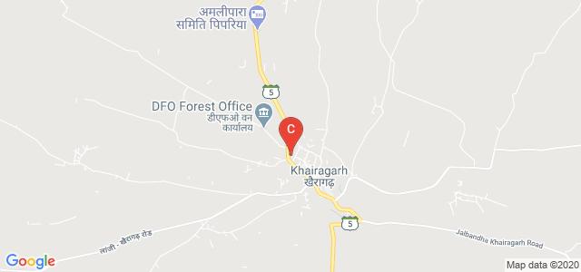 Government Polytechnic Khairagarh, State Highway 5, Khairagarh, Chhattisgarh, India