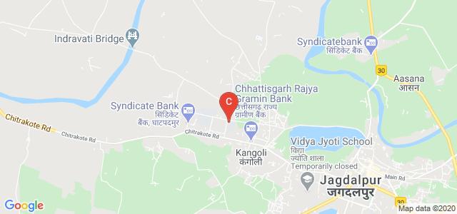 Darampura, Jagdalpur, Chhattisgarh 494001, India
