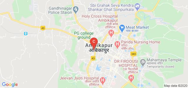 Government Polytechnic, Ambikavani, Ambikapur, Chhattisgarh, India