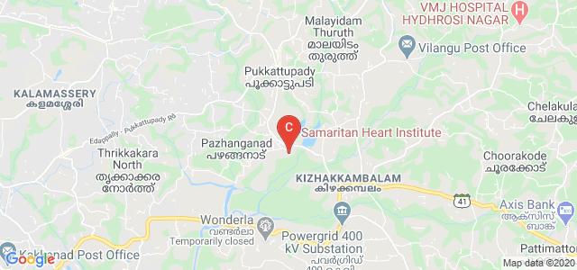Samaritan College of Nursing, Pazhanganad, Kerala, India