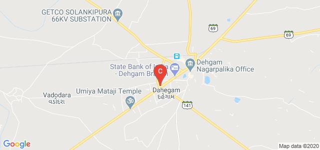 Dr. B. R. Ambedkar College of Nursing, Darshan Society, GIDC, Gandhinagar, Gujarat, India
