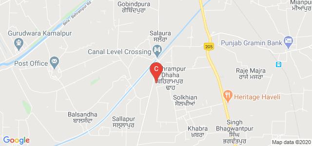 Bee Kay Institute Of Nursing, Asmanpur, Ropar, Punjab, India