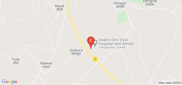 Swami Devi Dyal School of Nursing, Panchkula, Haryana, India