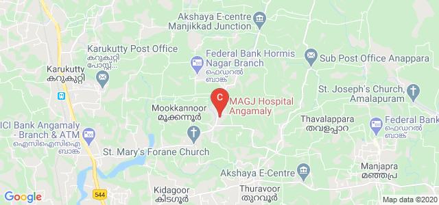 Lisieux College Of Paramedical Science, Mookkannur Ezhattumugham Road, Karukutty, Kerala, India