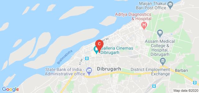 Jd Institute of Fashion Technology, RKB Path, Kartik Para, Dibrugarh, Assam, India