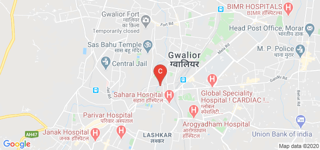 JD Institute of Fashion Technology Gwalior, Padav, Maharani Laxmi Bai Colony, Lashkar, Gwalior, Madhya Pradesh, India