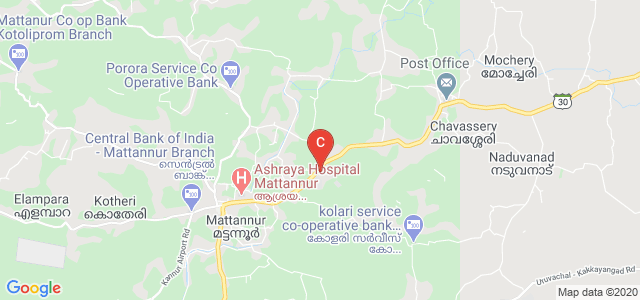 Government Polytechnic College, Mattannur, Kannur, Kerala, India