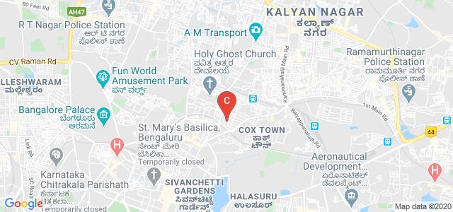 Mathrusri Ramabai Ambedkar Dental College & Hospital, Cline Road, Balaji Layout, Cooke Town, Bangalore, Karnataka, India