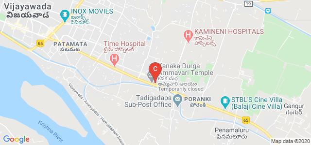 Smt.Velagapudi Durgamba Siddhartha Law College, Vijayawada Road, Vasanth Nagar, Chalasani Nagar, Kanuru, Vijayawada, Andhra Pradesh, India