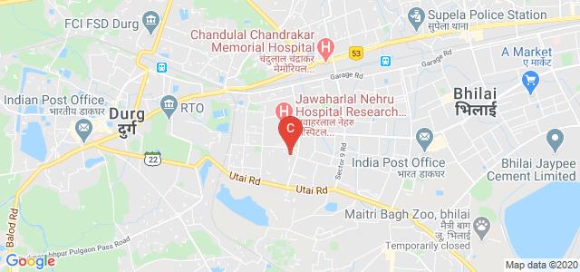 Pg College Of Nursing, Hospital Sector, Bhilai, Chhattisgarh, India