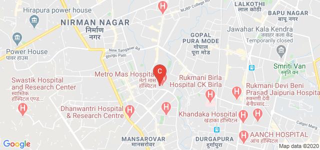 Jaipur Hospital College of Nursing, Shanthi Nagar, Mansarovar, Jaipur, Rajasthan, India