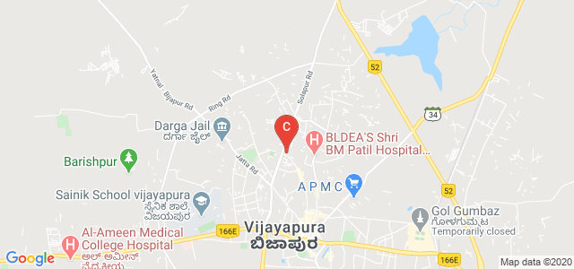 Shri B.M.Patil Medical College, Solapur Road, Bangaramma Sajjan Campus, Vijayapura, Karnataka, India