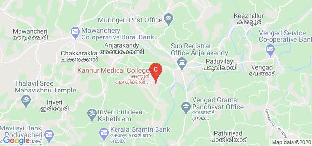 Kannur Medical College, Anjarakandy, Kerala, India