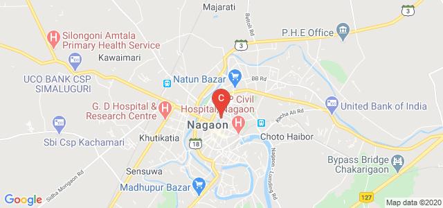 Nowgong College, Assam Trunk Road, Christianpatty, Nagaon, Assam, India