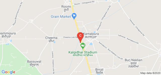 Guru Gobind Singh Khalsa College of Education for Women, Kamalpura Road, Kamalpura, Ludhiana, Punjab, India