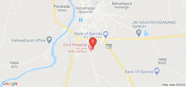 GMERS Medical College Himmatnagar, Sahakari Jin, Himmatnagar, Gujarat, India