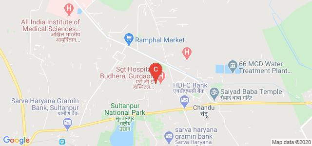 SGT Medical College Hospital and Research Institute, Budhera, Gurgaon, Haryana, India