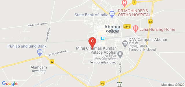 Sri Ganganagar Rd, Chandigarh Mohalla, Abohar, Punjab 152116, India