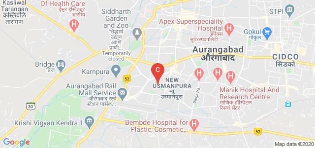 Government Polytechnic, Aurangabad, Rachanakar Colony, New Usmanpura, Aurangabad, Maharashtra, India