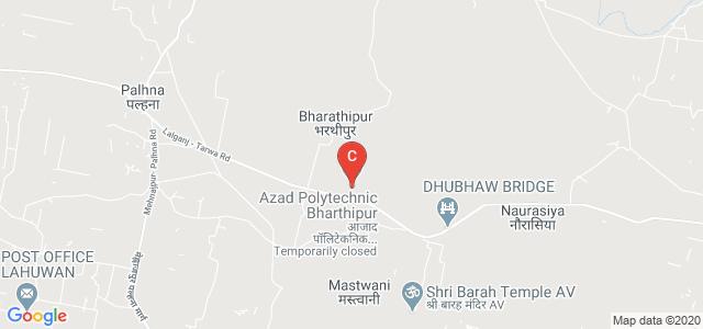 Azad Polytechnic Bharthipur, Palhna, Azamgarh, Uttar Pradesh, India