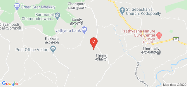OUR College of Applied Sciences, Thimiri, Thimiri, Kerala, India