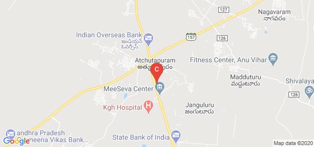Prasanthi Polytechnic, Pudimadaka Road, Visakhapatnam, Andhra Pradesh, India