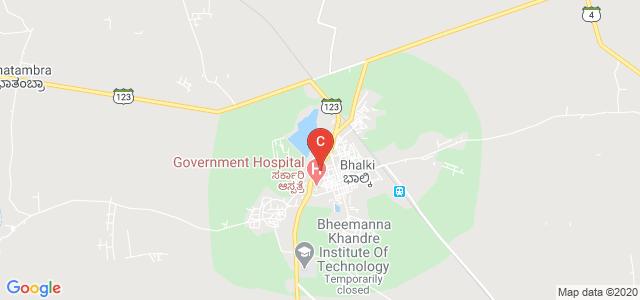 Haralaiah Polytechnic, Lecturers Colony, Bidar, Karnataka, India