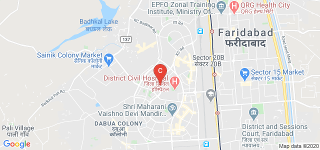 ESIC Medical College, New Industrial Town, Faridabad, Haryana, India