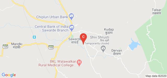 B K L Walawalkar Rural Medical College and Hospital, Chiplun, Ratnagiri, Maharashtra, India