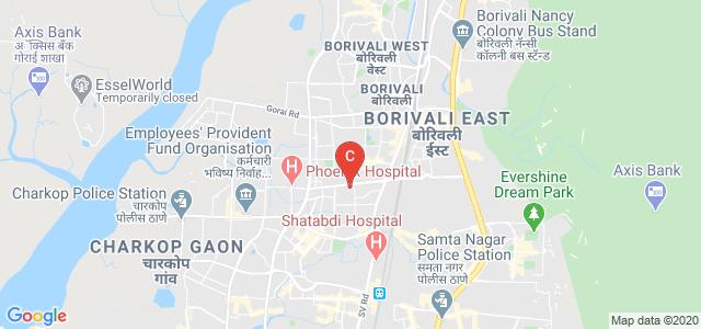 Aditya College Of Architecture, RM Bhattad Road, Ram Nagar, Saibaba Nagar, Borivali West, Mumbai, Maharashtra, India