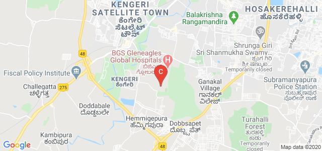 SJB School of Architecture and Planning, Kodipalya, Bangalore, Karnataka, India
