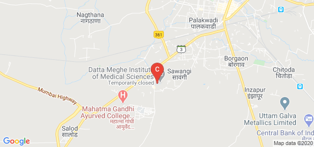 Sharad Pawar Dental College And Hospital, Sawangi, Maharashtra, India