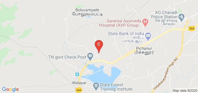 SAN Academy Of Architecture (SANAA), Solakarai R.F., Coimbatore, Tamil Nadu, India