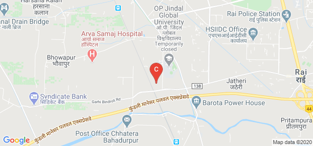 Bhagwan Mahaveer School Of Architecture, Sonipat, Haryana, India