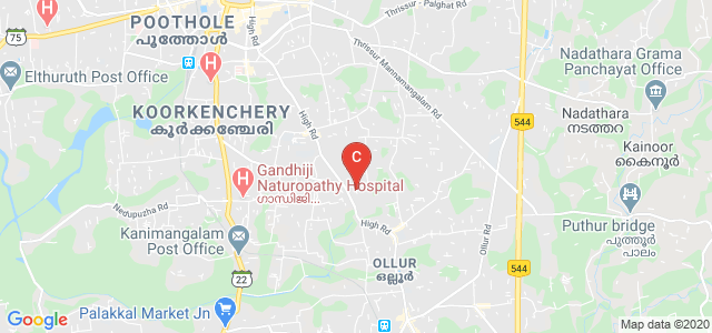 Chetana College of Media and Performing Arts, Thiruthoor Temple Road, Nehru Nagar, Chiyyaram, Thrissur, Kerala, India