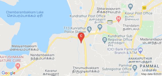 Madha Dental College & Hospital, Chennai, Tamil Nadu, India