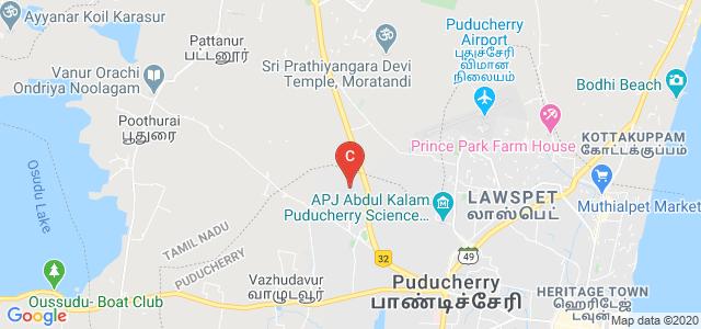 Mahatma Gandhi Postgraduate Institute of Dental Sciences, Gorimedu, Priyadarshini Nagar, Pondicherry, Puducherry, India