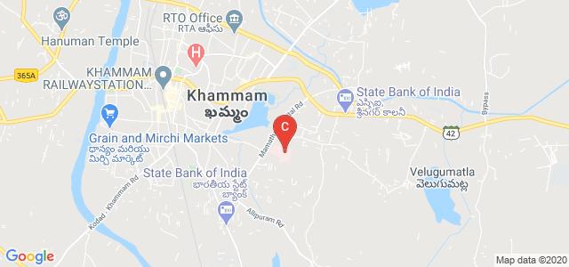 Mamata Dental College, Manikya Nagar Basti, Khammam, Telangana, India