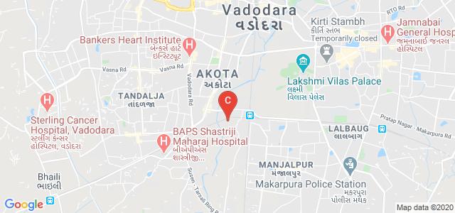 Manubhai Patel Dental College, Muj Mahuda, Vadodara, Gujarat, India