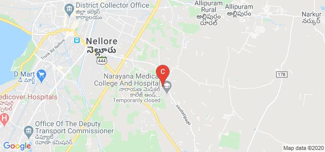 Narayana Dental College & Hospital, Nellore, Andhra Pradesh, India