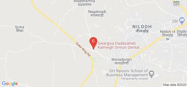 Swargiya Dadasaheb Kalmegh Smruti Dental College & Hospital, Nagpur, Maharashtra, India