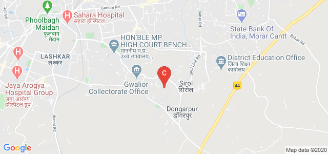 Maharana Pratap College Of Dentistry & Research Centre, Putli Ghar Road, Gwalior, Madhya Pradesh, India