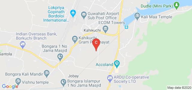 Guwahati College of Architecture, Jogipara - Jabey Road, Azara, Guwahati, Assam, India