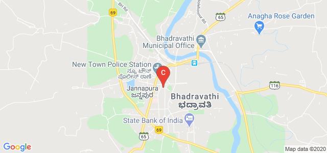 VISSJ Government Polytechnic, Hutta Colony, Bhadravathi, Karnataka, India