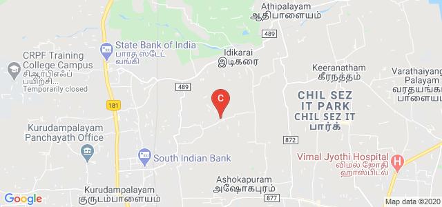 Sri Ramakrishna Polytechnic College, Vattamalaipalayam Rd, NGGO Colony, Vattamalaipalayam, Coimbatore, Tamil Nadu, India