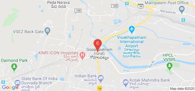 Manisha College Of Nursing, Gopalapatnam Rural, Andhra Pradesh, India