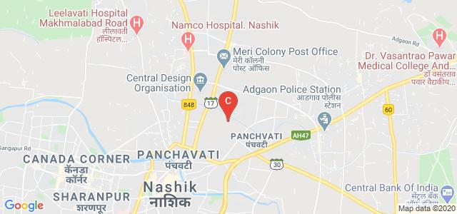 Nashik Institute of Technology (NIT) Nashik, Behind Hydro-Division (MERI, Dindori Road, Panchavati, Nashik, Maharashtra, India