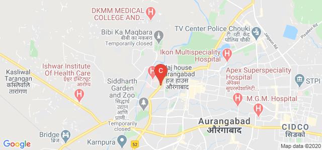 CSMSS College of Polytechnic, Kanchanwadi, Aurangabad, Maharashtra, India