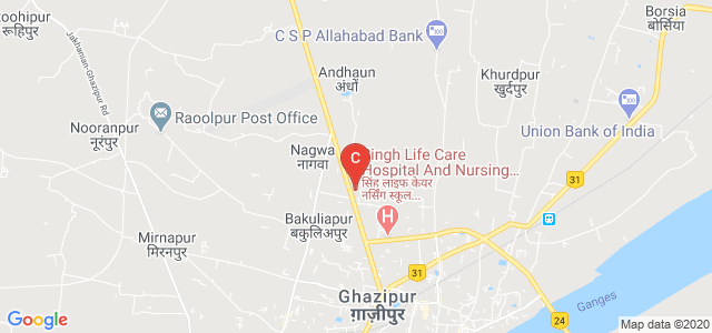Govt. Polytechnic,Ghazipur(U.P.), Rauza, Khijarabad, Uttar Pradesh, India